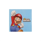 Super Mario Party Beverage Napkins (20)