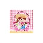 Pink Cowgirl Beverage Napkins (20)