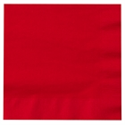 Red Lunch Napkins (50)