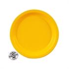 Yellow Dessert Plates (24)