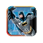 Batman Heroes and Villains Square Dessert Plates (8)
