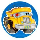 Construction Pals Dump Truck Dinner Plates (8)