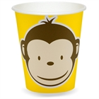Mod Monkey 9 oz. Cups (8)
