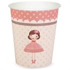 Ballerina Paper Cups