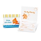 Goldfish Invitations (8)