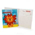 Safari Friends 1st Thank-You Notes (8)