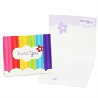Rainbow Wishes Thank-You Notes (8)