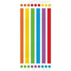 Rainbow Birthday Party Cello Bags (20)