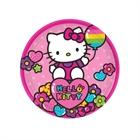 Hello Kitty Dessert Plates (8)