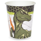 Dinosaurs 9 oz. Cups (8)