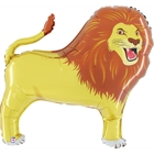 Lion Jumbo Foil Balloon