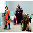 Star Wars Luke, Vadar and Yoda Standup Combo Kit