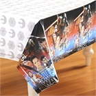 Star Wars VII Plastic Tablecover