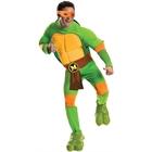 Teenage Mutant Ninja Turtles Deluxe Michelangelo Adult Costume