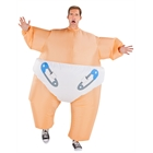 Sumo Baby Inflatable Adult Costume One-Size
