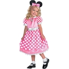 Disney Clubhouse Minnie Mouse Toddler / Child Costume