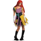 The Nightmare Before Christmas Sexy Sally Adult Costume
