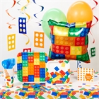 Building Block Deluxe Party Pack