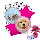 Glamour Dogs Balloon Bouquet