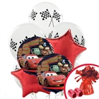 Disney Cars Balloon Bouquet