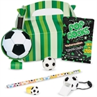 Soccer Filled Party Favor Box