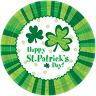St. Patrick's Day Dinner Plates (60)