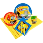 Construction Pals 24 Guest Party Pack